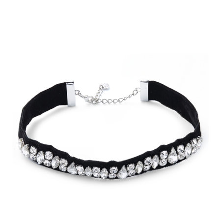 Loverocks Crystal Choker