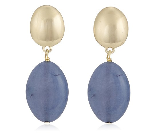 Lola Rose Dorota Semi Precious Earrings