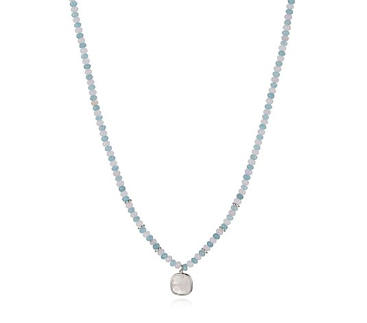 "Lola Rose Semi Precious Arundel 15-25"" Necklace"