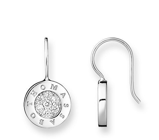 Thomas Sabo Glam & Soul Earrings Sterling Silver