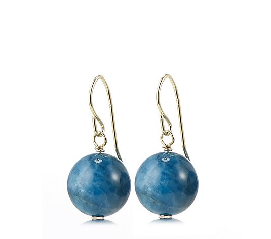 Lola Rose Flora Semi Precious Drop Earrings