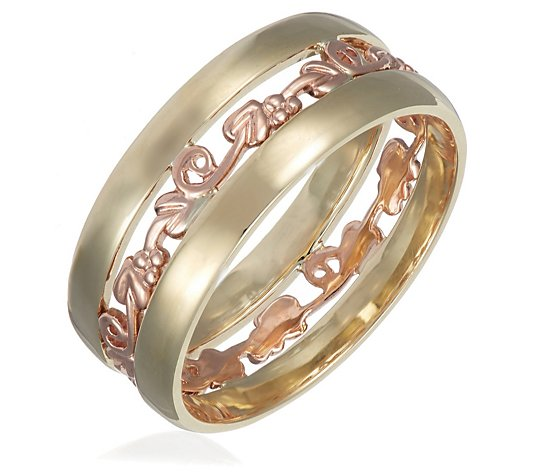Clogau Tree of Life Ring 9ct Gold