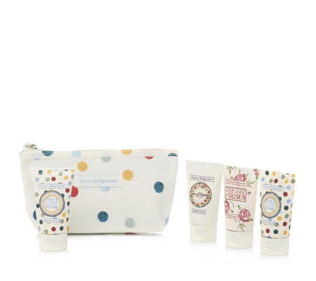 Emma Bridgewater Wash Bag & Hand Cream Trio