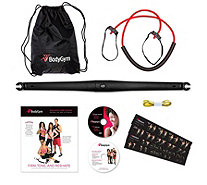 Marie Osmond Firm, Tone & Reshape BodyGym with 2 DVDs - 402506