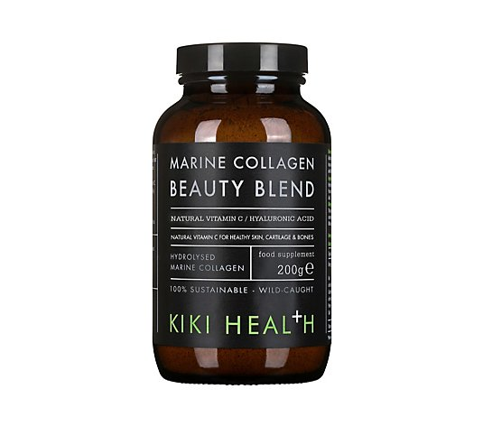 Kiki Health Marine Collagen Beauty Blend Powder