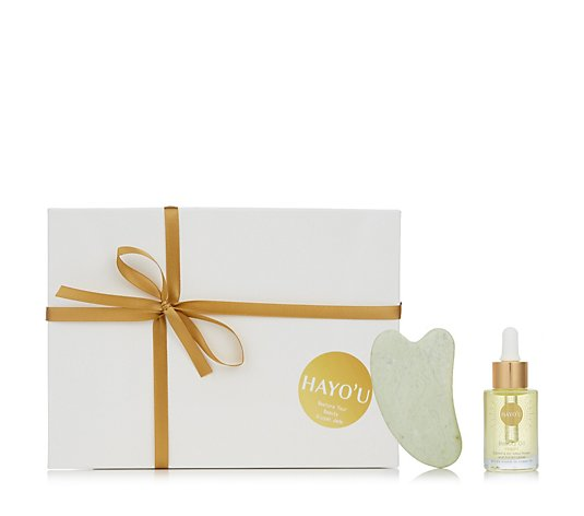 Hayo'u Beauty Restorer & Face Oil 30ml Set