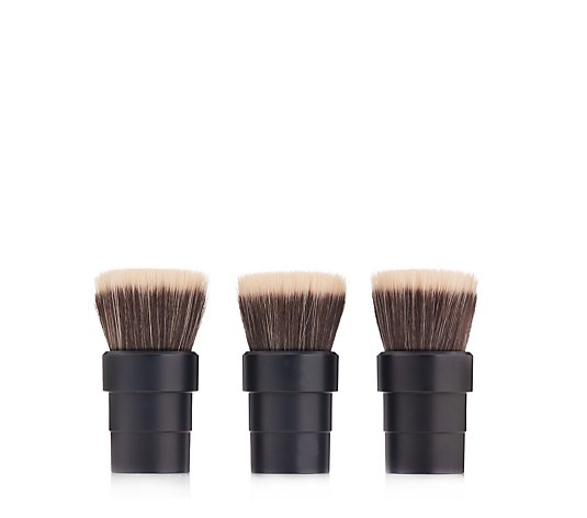 Tili Set of 3 Make-Up Blending Foundation Brush Heads
