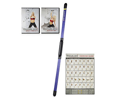 Bodyblade With 2 DVD & Wallchart - 401522