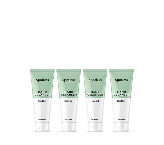 Spotless Set of 4 100ml Hand Cleanser