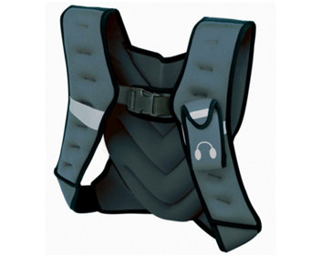 Marcy 5kg Neoprene Weighted Fitness Vest - 401936