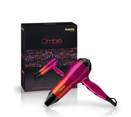 Babyliss Special Edition Ombre 2400 Hair Dryer 5736U