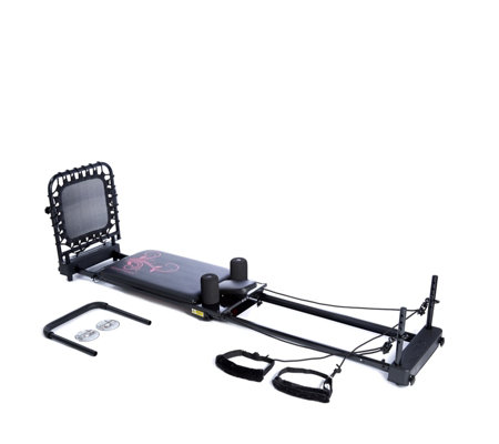 AeroPilates 4 Cord Reformer 435 with DVD Library