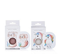 The Konjac Sponge Company Facial Sponge Mythical Creatures Collection - 402059