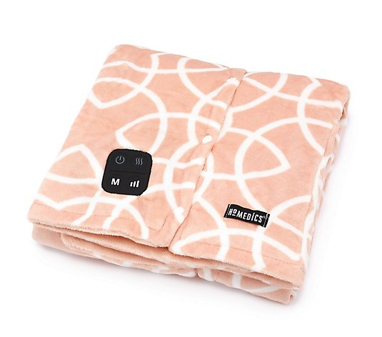 Homedics Comfort Pro Heated Transform Throw