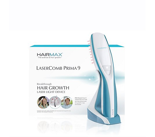 HairMax Prima 9 Hair Regrowth Laser Comb