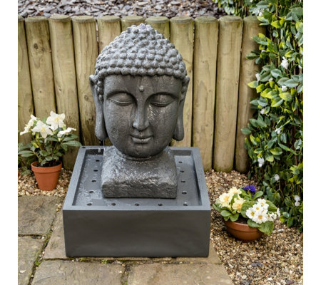 Home2Garden LED Buddha Water Feature