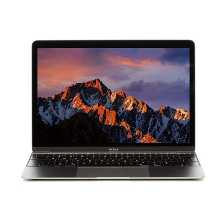 Outlet Macbook 12-inch: 1.1GHz Intel Core m3 256GB