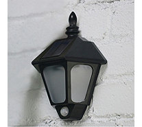 Home 2 Garden PIR Solar Wall Light - 513004