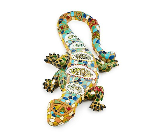Innovators Mosaic Gecko Wall Decoration