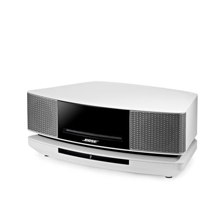 bose soundtouch wave music system iv w dab fm radio cd player bluetooth qvc uk. Black Bedroom Furniture Sets. Home Design Ideas