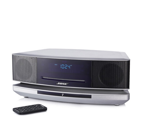 Bose SoundTouch Wave Music System IV with DAB/FM Radio, CD Player & Bluetooth