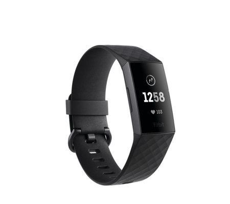 Fitbit Charge 3 Activity & Sleep Tracker with Heart Rate Monitor