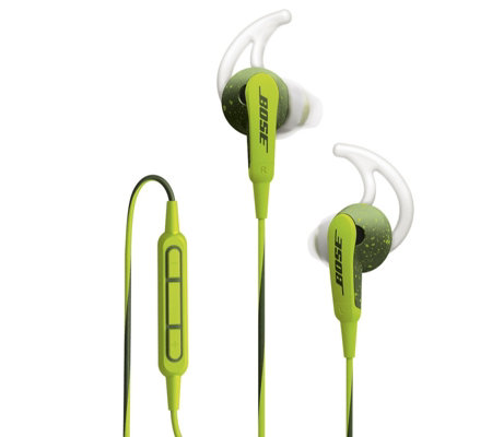 Bose SoundSport In-Ear Headphones With Carry Case