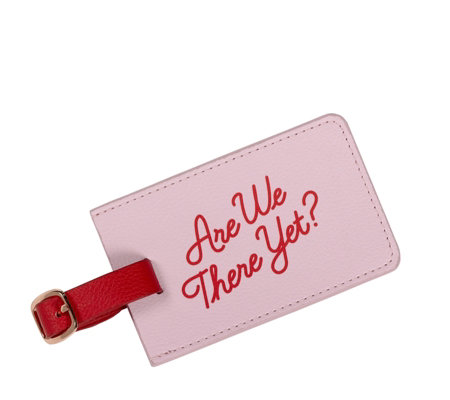 Yes Studio Luggage Tag