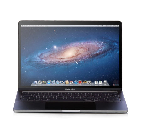 "Outlet Apple MacBook Pro 13"" with Intel Core i5 128GB SSD, 8GB RAM"