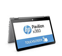 "HP Pavilion X360 14"" HD Touchscreen Laptop Feat. Intel Core i3 - 512610"