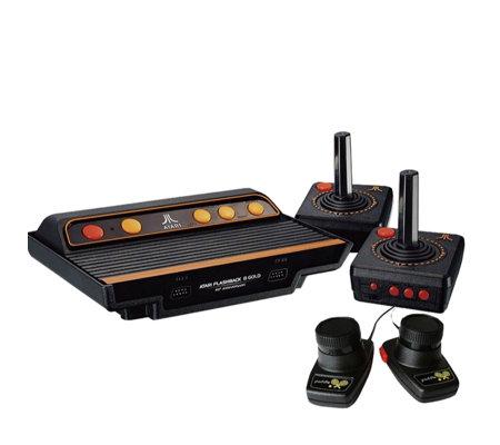 Atari Flashback 8 Gold Qvc Uk