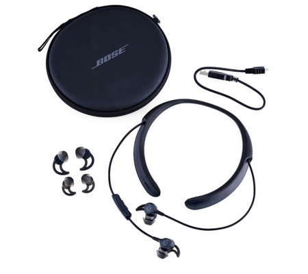 Bose QuietControl 30 Noise Cancelling In-Ear Wireless Headphones