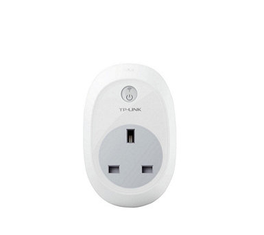 TP-Link HS100 Wi-Fi Smart Plug with Amazon Echo Voice Control - 509915