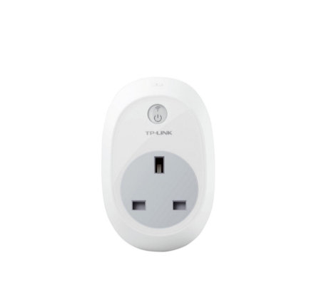 TP-Link HS100 Wi-Fi Smart Plug with Amazon Echo Voice Control