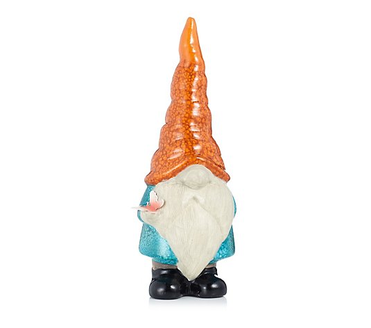 Home2Garden Decorative Garden Gnome with Butterfly