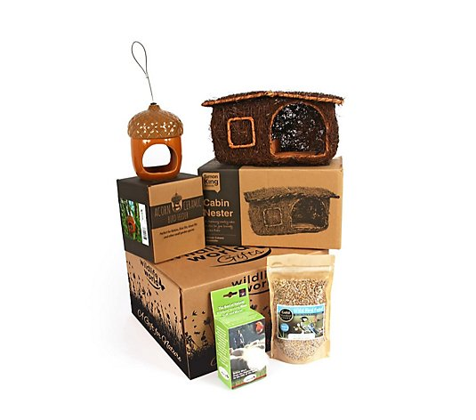 Wildlife World Bed & Breakfast Gift Hamper