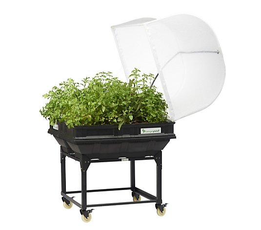 Medium Vegepod with Trolley and Winter Cover