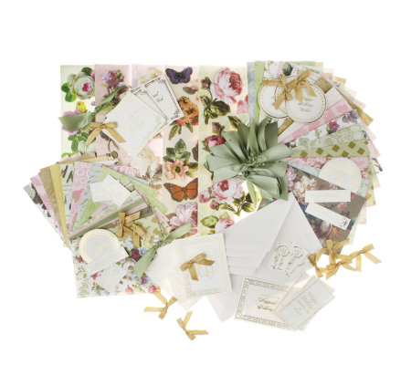 Anna Griffin Floral Birthday Card Making Kit
