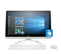 "HP All-In-One  23.8"" Touchscreen PC with Intel  Core i5, 8GB RAM & 2TB Storage - 509929"