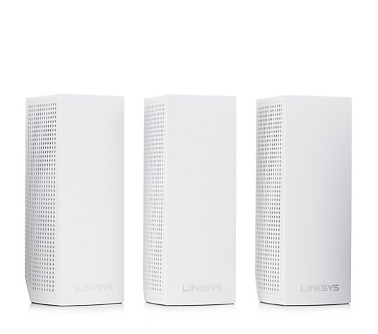 Linksys Velop Tri-Band Whole Home Mesh Wifi System