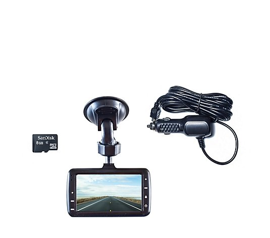 ProofCam PC 106 Dash Cam with 6 in 1 Car Charger
