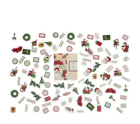 Anna Griffin 120 Mini Christmas Stickers
