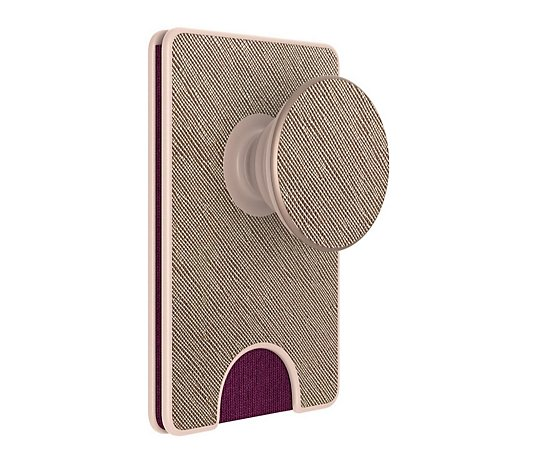 PopSockets PopWallet & Faux Leather Grip For Smartphones