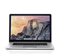 "Apple MacBook Pro 15"" with 16GB RAM 256GB SSD, Core i7 & 2yr Tech Support - 512937"