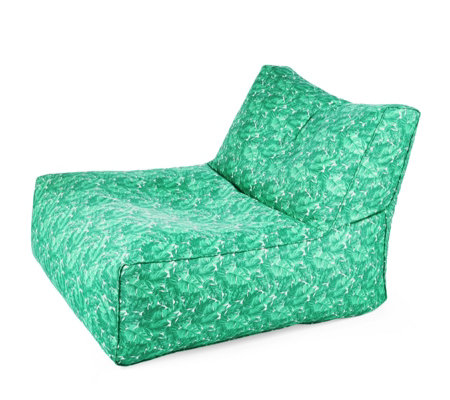 Edited by Erica Davies Tropical Print Indoor/Outdoor Sofa Chair