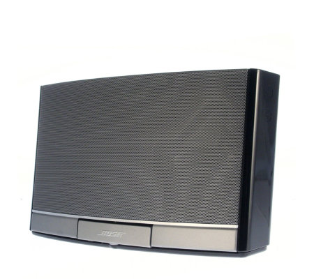 Bose SoundDock Digital Music System For iPod with Rechargeable Battery -  QVC UK
