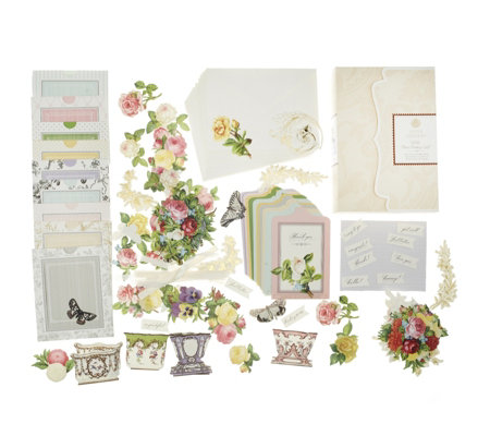 Anna Griffin Set of 20 Slider Card Making Kit