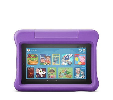 Amazon All New Fire 7 Kids Edition 16BG Tablet w/ Kid Proof Case