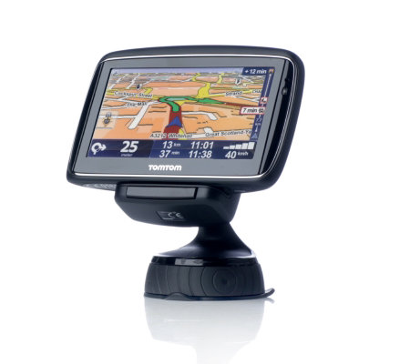 TomTom Go940 Live In Car Sat Nav with Europe, USA & Candian Maps with on