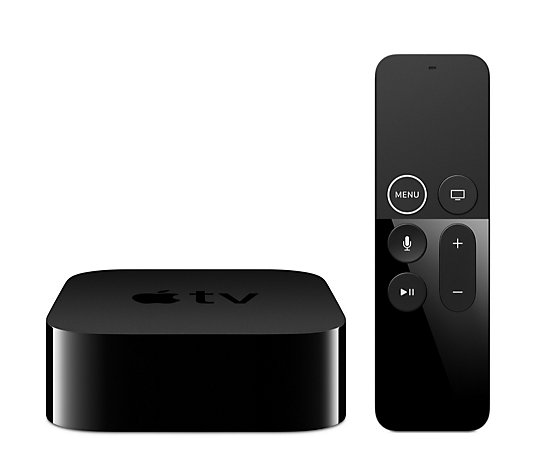 Apple TV 4K with Siri